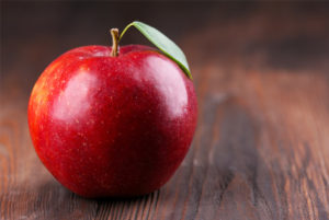 one-red-apple